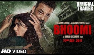 Bhoomi – Sanjay Dutt and Aditi Rao Hydari
