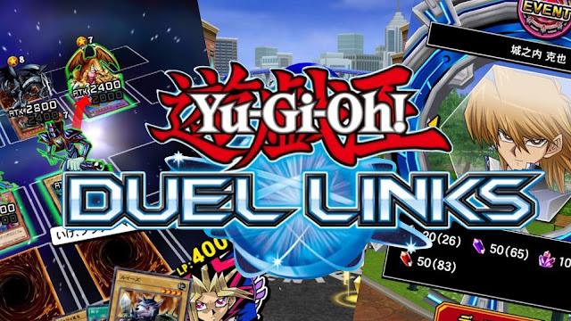 Yu-Gi-Oh! Duel Links v3.0.1 MOD APK
