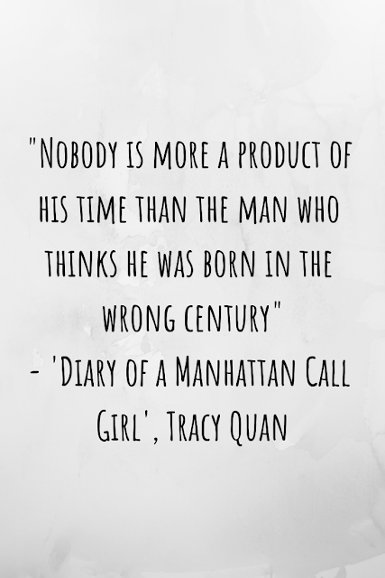 Review of 'Diary of a Manhattan Call Girl' by Tracy Quan