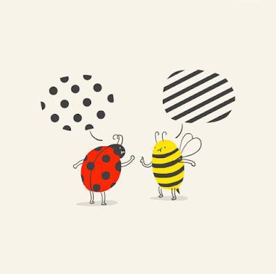 Ilustración, garabatos o doodles objetos de la vida diaria