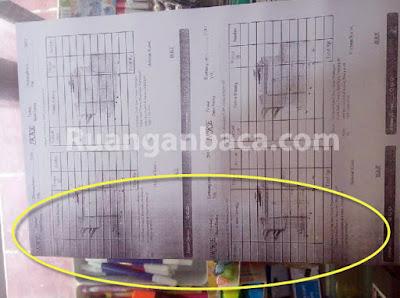 Solusi hasil fotocopy hitam sebelah pada kertas