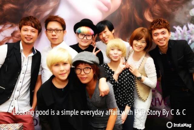 hair story korean concept stylists somerset singapore