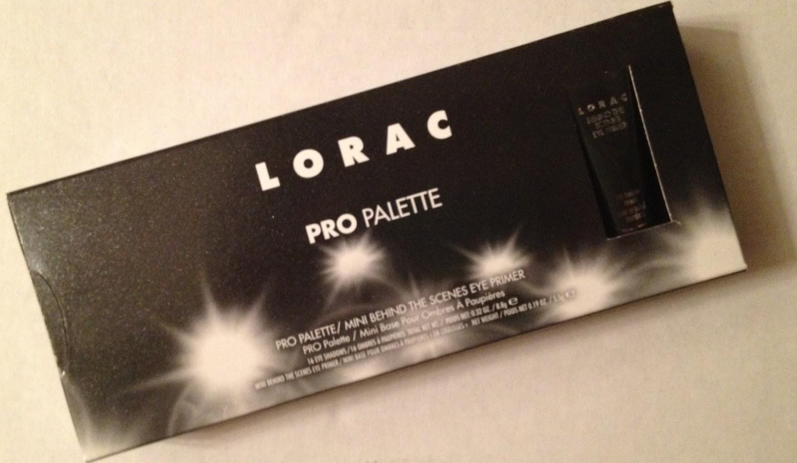 PRO Palette by Lorac #17