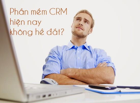 lưu ý về phần mềm crm