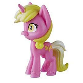 MLP Batch 1 Pink, Yellow Unicorn Blind Bag Pony
