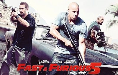 Fast and Furious A todo gas A todo gas 5 Película