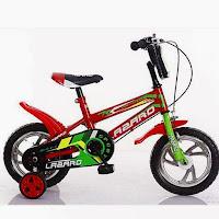 12 lazaro bmx eva boy sepeda anak