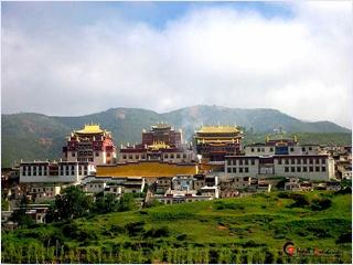 วัดซงจ้านหลิน (Songzanlin Monastery)