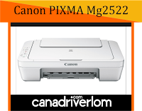 Canon PIXMA MG2522 Driver Download - Windows, Mac, Linux