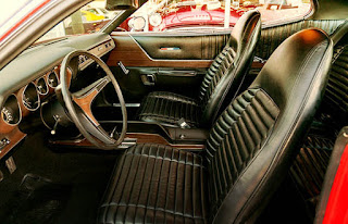1972 Plymouth Satellite Sebring 318 Front Seats Picture