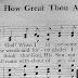 Historia del himno «Cuán Grande es Él»