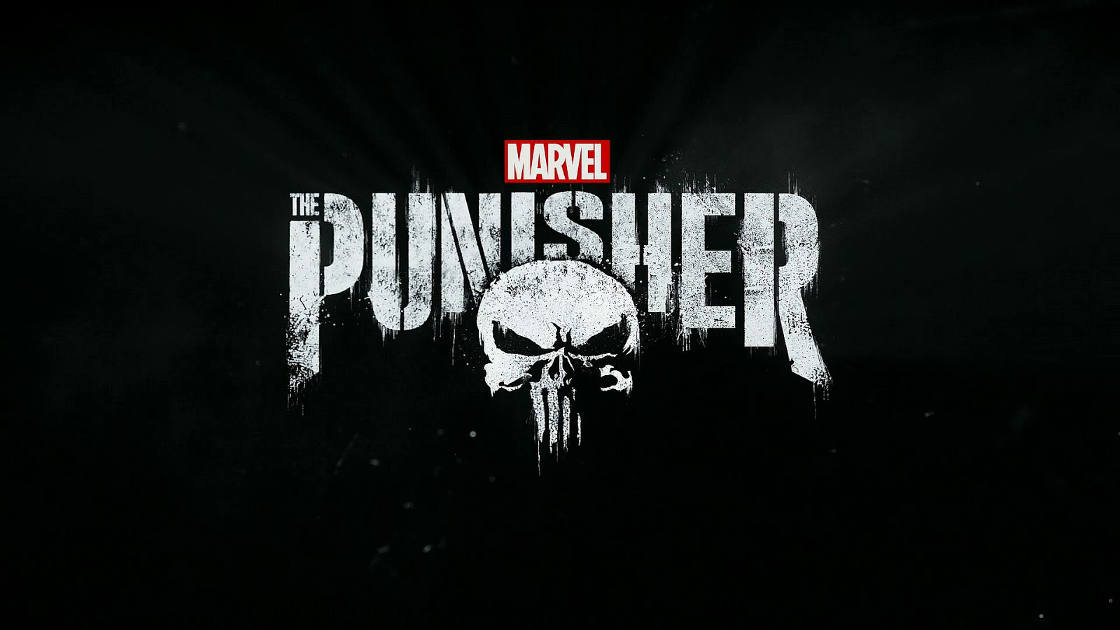 Marvel's The Punisher title logo