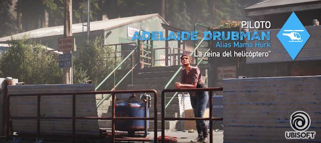 Far cry 5 nos presenta a siete personajes