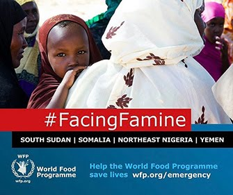Donate to WFP Horn of Africa Crisis