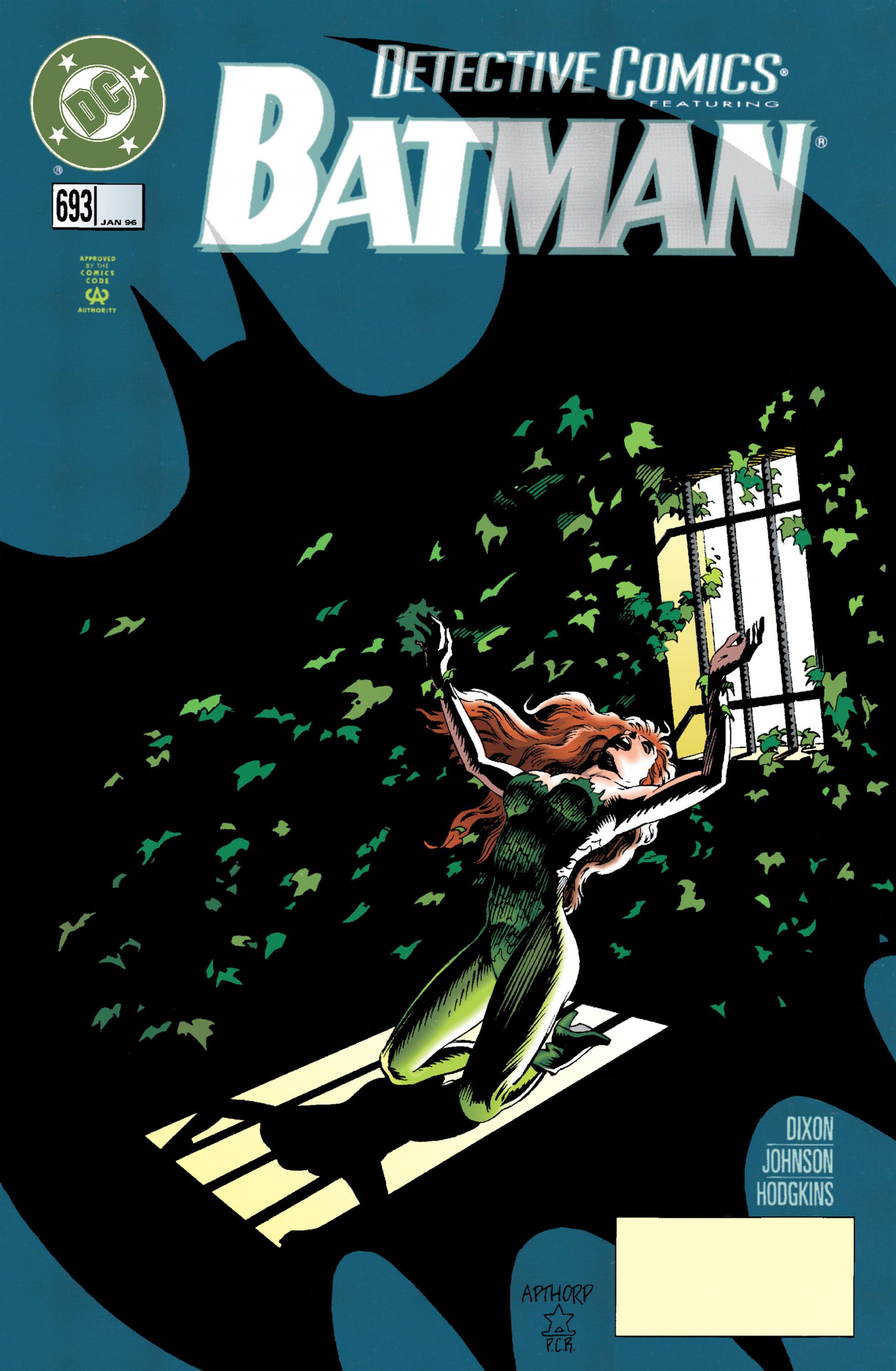 Detective Comics (1937) 693 Page 0