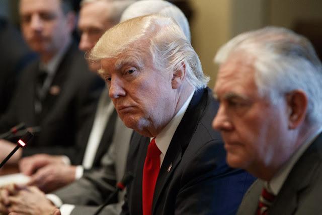 """Trump avisa para conflito """"enorme"""" com a Coreia do Nort"""