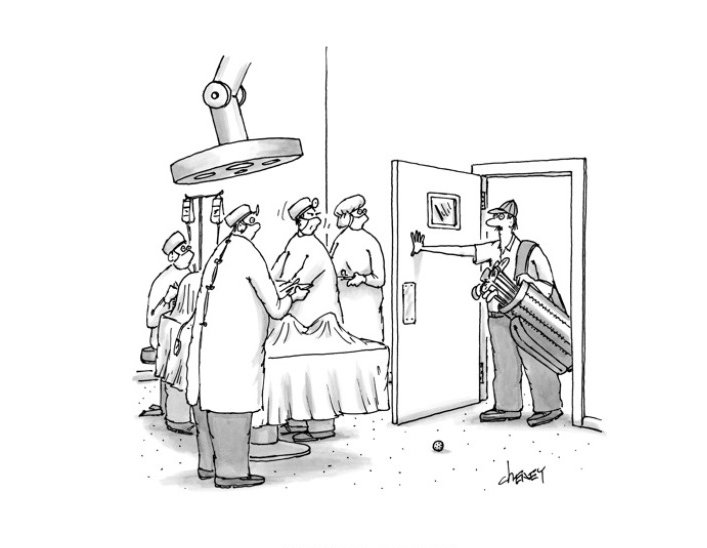 Colonoscopy Cartoon additionally 2014 05 01 archive together with Illustration Paul Noth besides A Daily Weekly Inbound Marketing Activity Checklist 0565016 additionally International Humor Conference. on we love new yorker cartoons