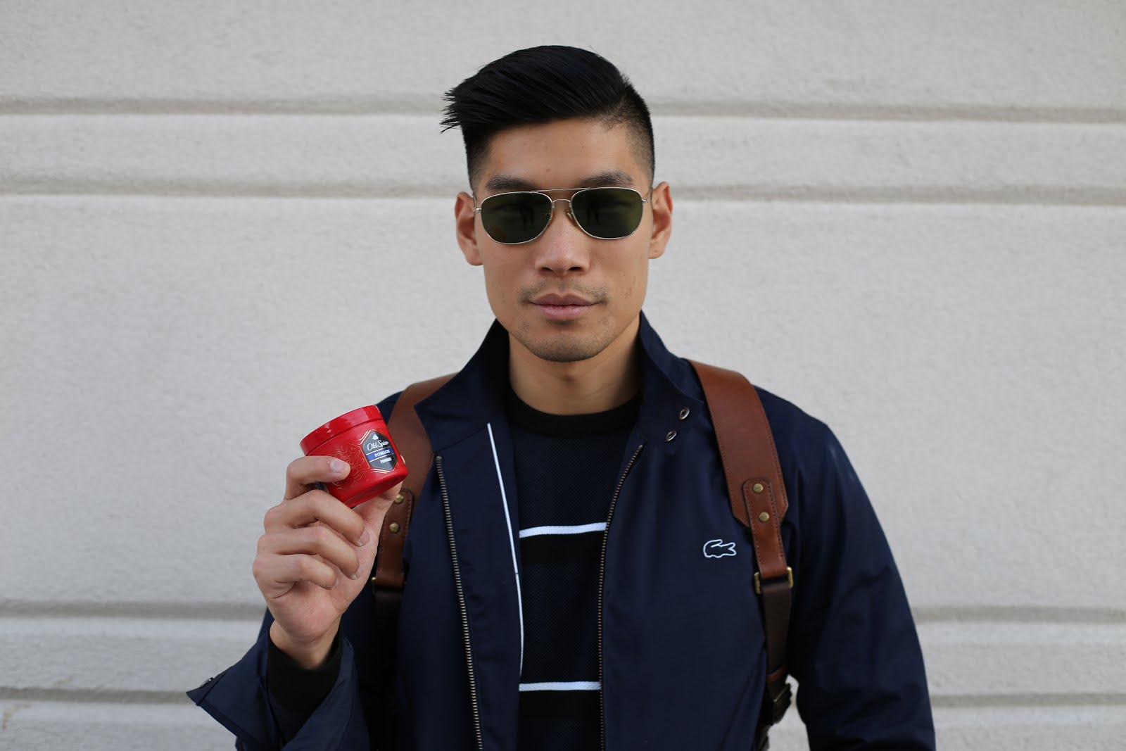 Levitate Style, Menswear Blogger, with Old Spice