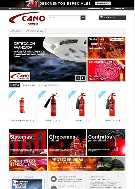 www.extintorescano.es