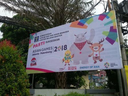 Memalukan, Persiapan Asian Games 2018 Dinodai dengan Aksi Typo