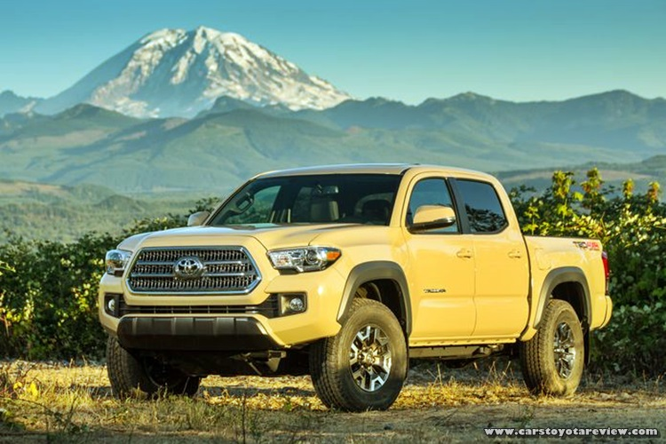 2019 Toyota Tacoma Engine Redesign And Diesel Cars