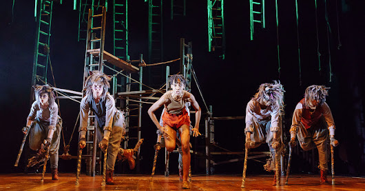 The Jungle Book Live at The Lowry