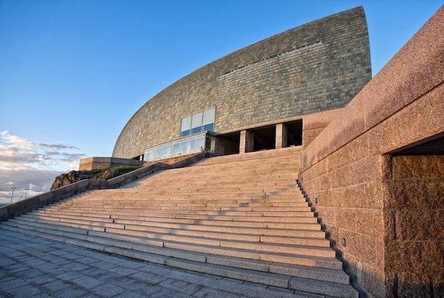 Museu Casa do Homem em La Coruña