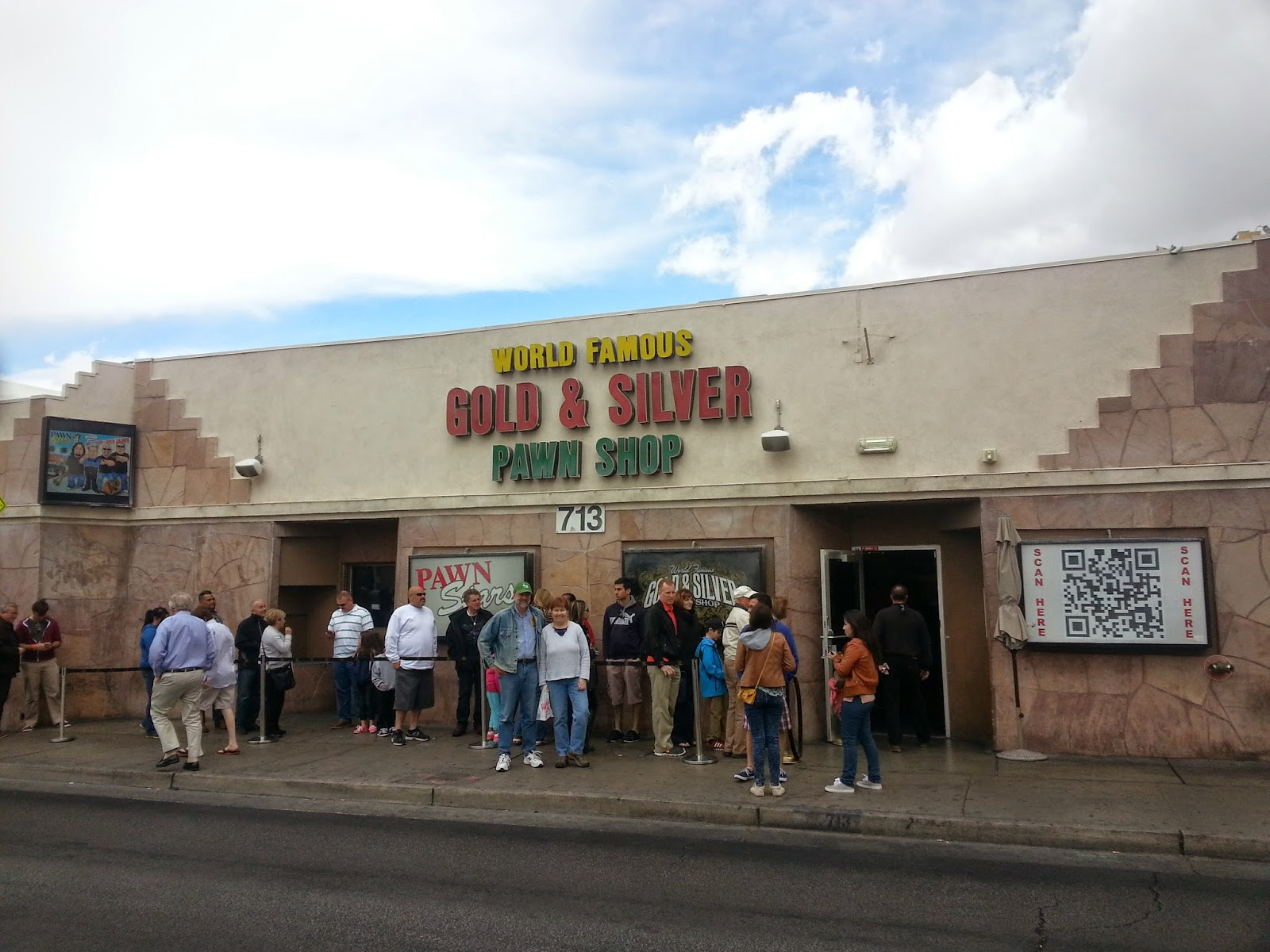 Pawn stars location in Vegas