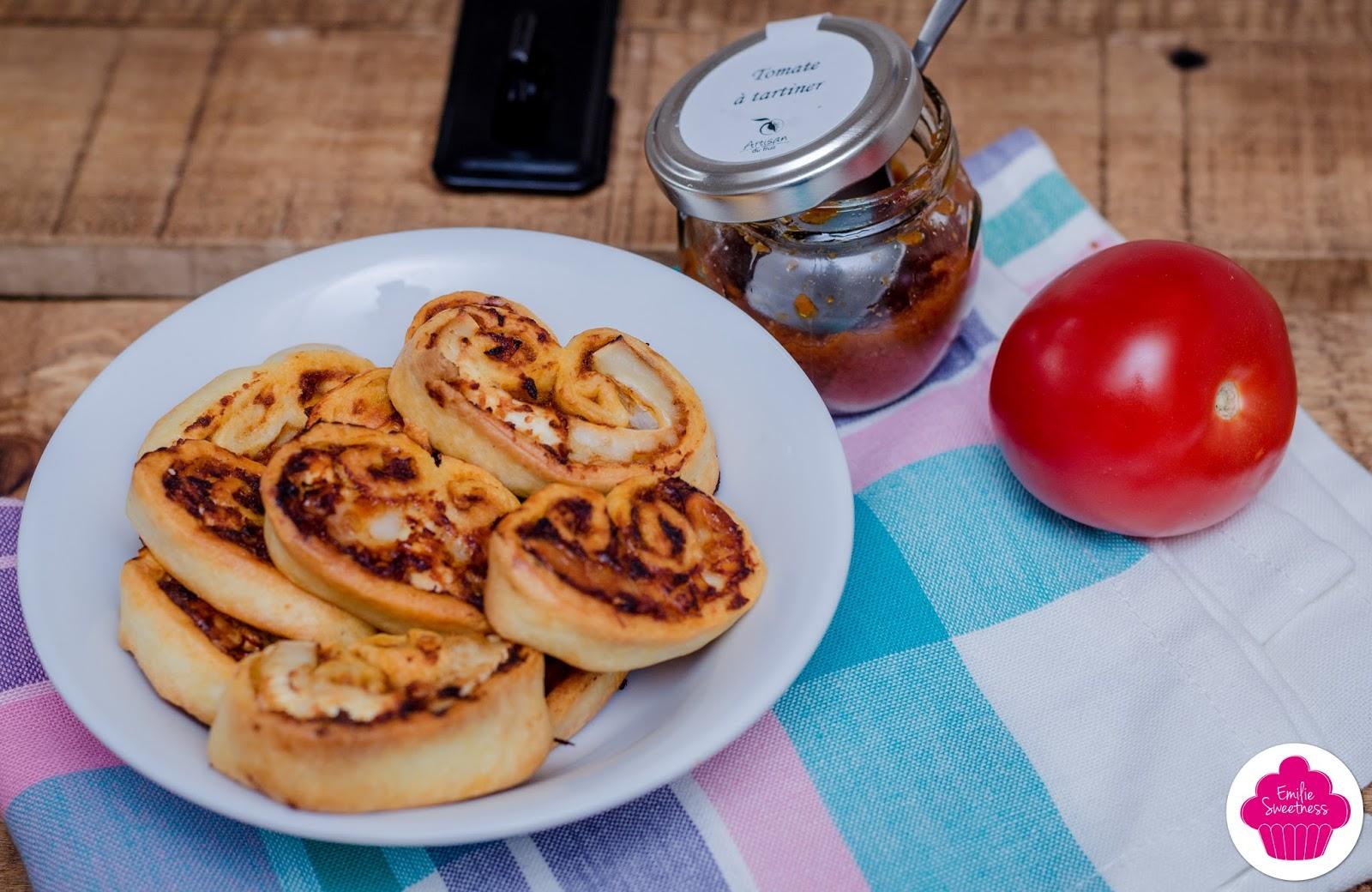 Palmiers au ch vre et la tartinade de tomates blogs de cuisine - Photos de toutes sortes de palmiers ...