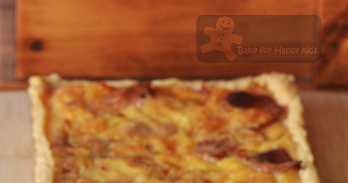 Bake for Happy Kids: Cowboy Quiche (Pioneer Woman)
