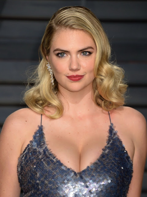Kate Upton at Vanity Fair Oscar 2017 Party