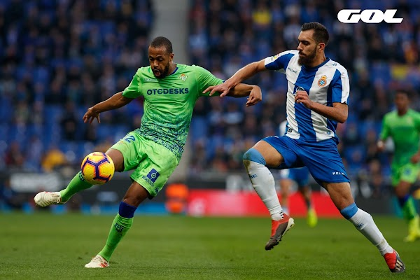 Última oportunidad de llegar a Europa para Betis y Espanyol, el lunes a las 21:00h, en GOL