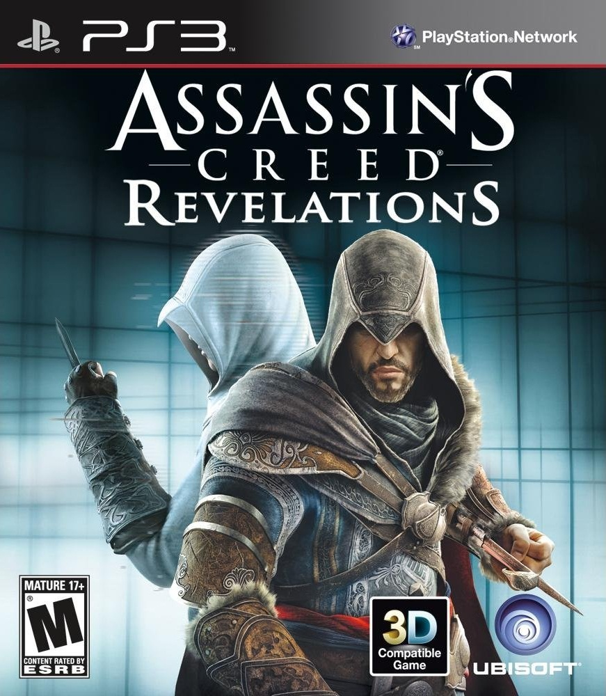 Rage Quitter Reviews: Assassin's Creed: Revelations (PS3 ...