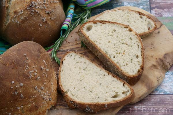 Panmarino (Italian Rosemary Bread)