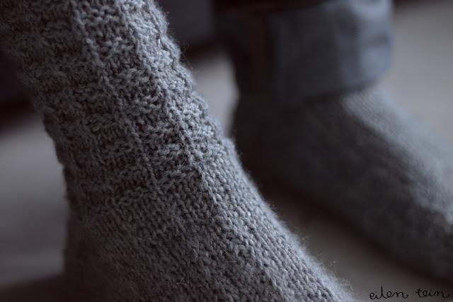 kantapään neulominen video