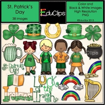 http://www.teacherspayteachers.com/Product/St-Patricks-Day-Clip-Art-Bundle-1034429