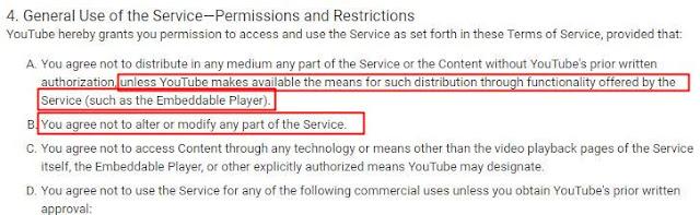 Memasang Video Youtube Orang Lain di Blog Adsense?