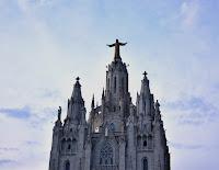 Catedral presente en el Tibidabo