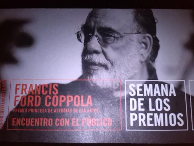 Coppola en Gijón