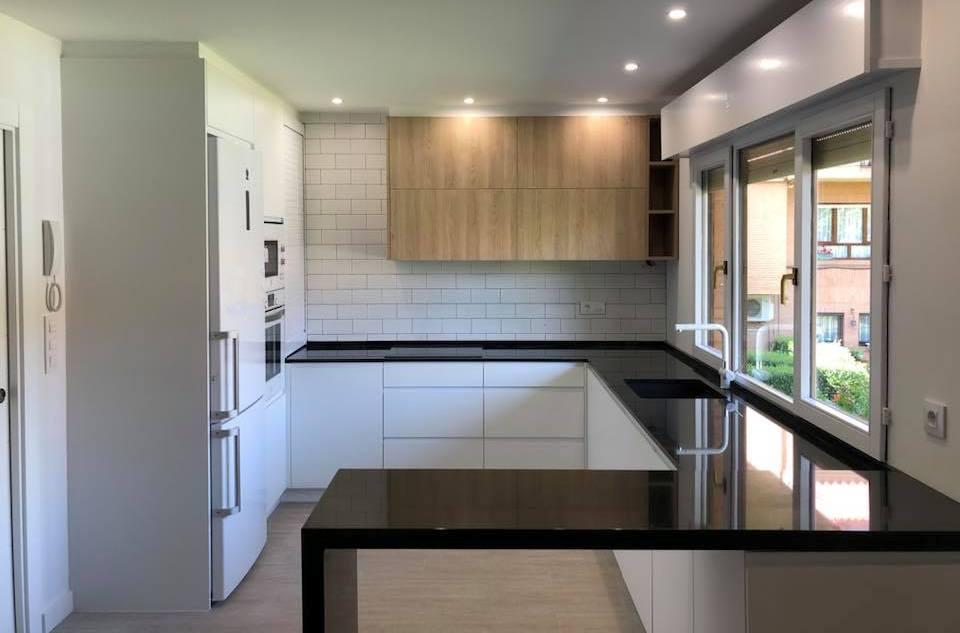 Qué material elegir para los muebles de cocina? - Cocinas con estilo