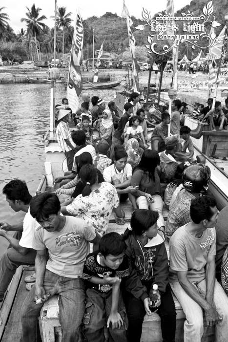penumpang kapal Sadeng