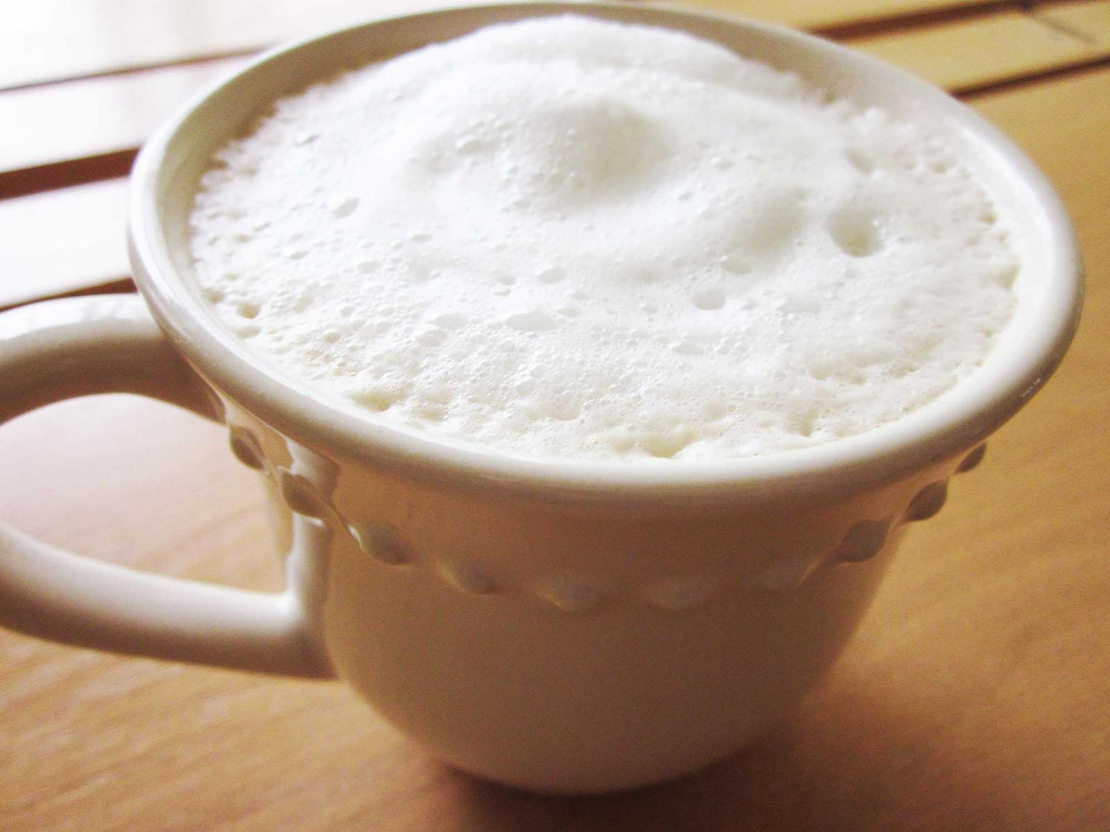 wallpapers: Coffee Foam