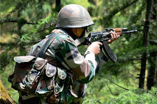 Surgical Strike by India across LOC
