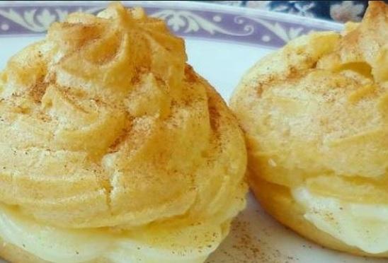 Resep cara membuat kue sus lembut dan enak