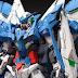 Custom Build: MG 1/100 Amazing Gundam Exia [Infinite Dimension Conversion Kit]
