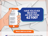 Have You Ever Received An SMS From 62100?