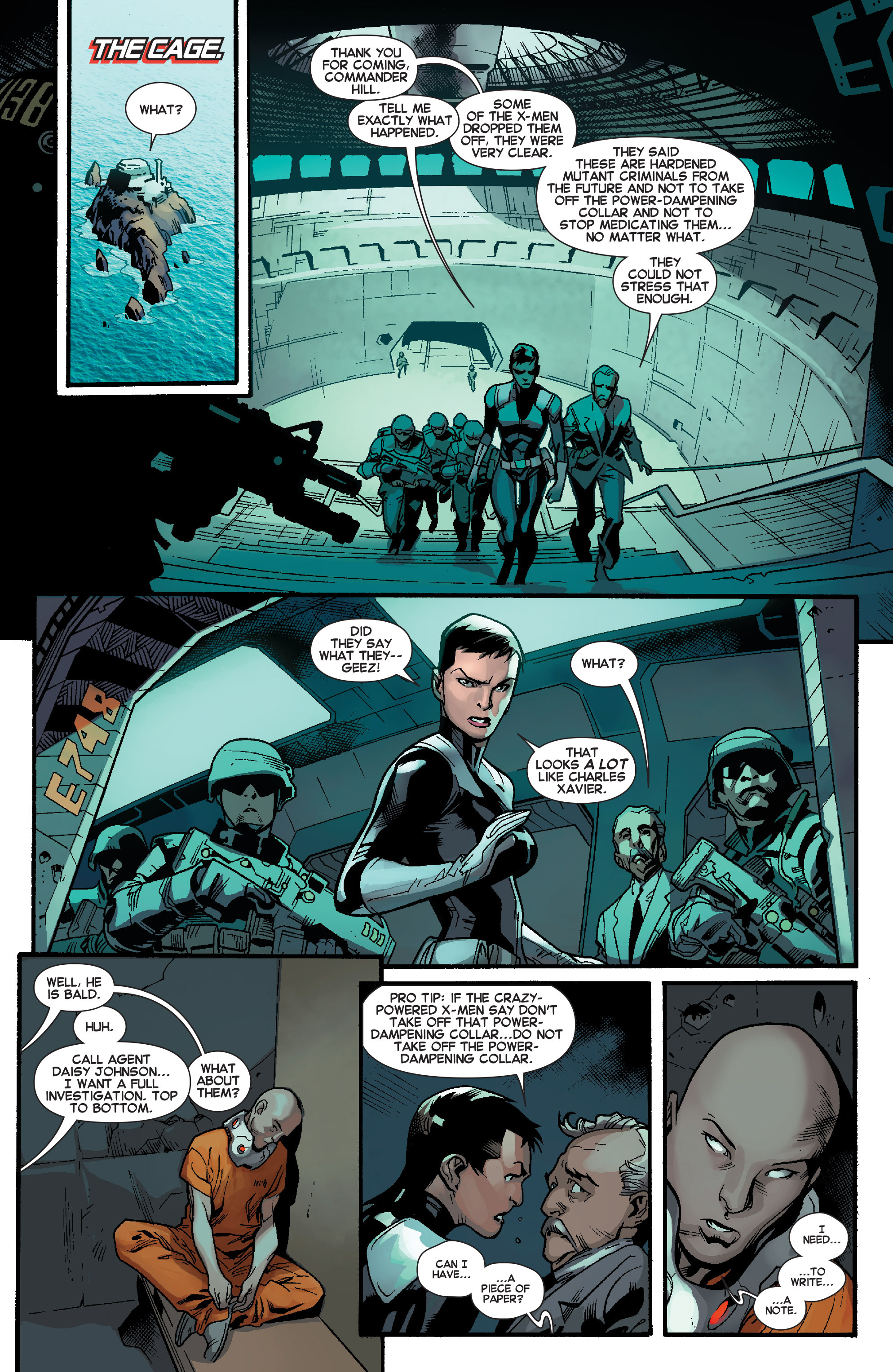 Read online All-New X-Men (2013) comic -  Issue #29 - 16