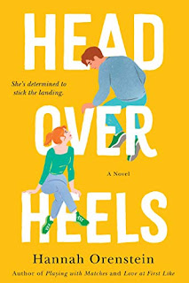 Book Review and GIVEAWAY: Head over Heels, by Hannah Orenstein {ends 6/29}