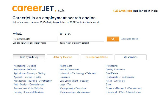 Careejet: Best Job Portals for You to Find Job Easily: eAskme