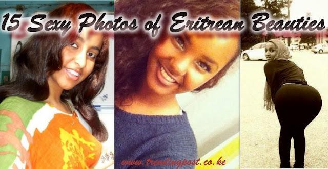 sexy, beautiful photos of Eritrean girls, ladies and women. #Eritrea #Ethiopia